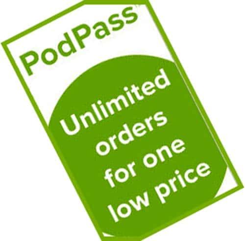 Peapod Discounts PodPass