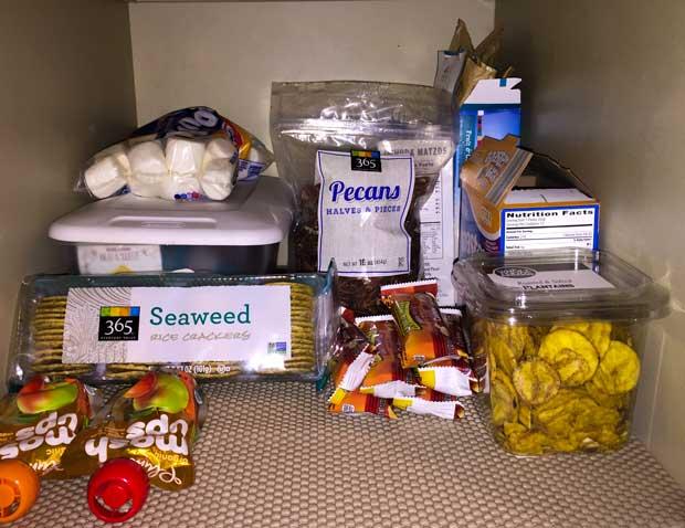 Snack-Shelf