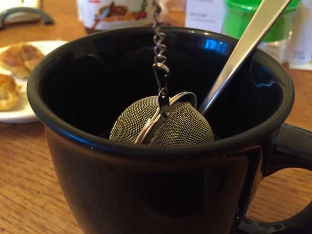Tea-Shell