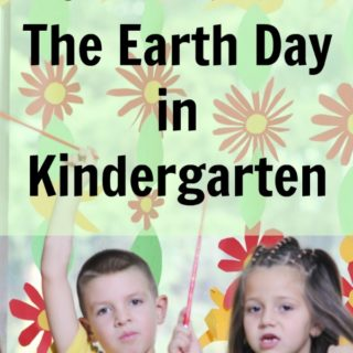 how to celebrate the earth day in Kindergarten