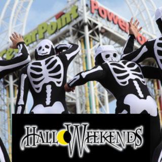Halloweekends at Cedar Point Skeleton Crew