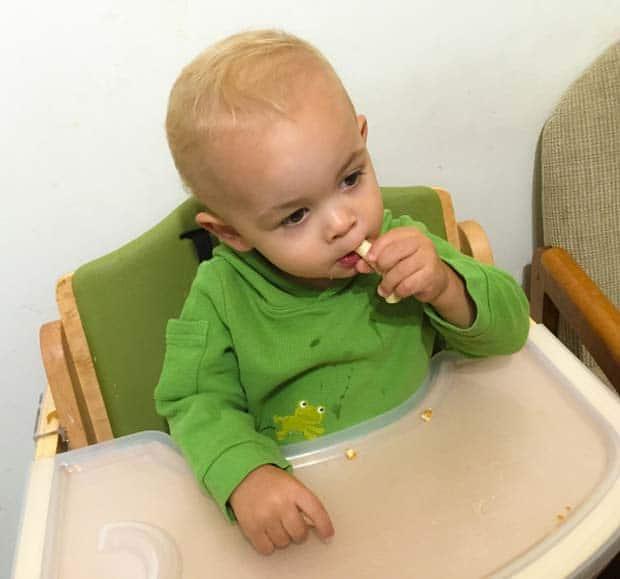 gerber-beanie-eating-once
