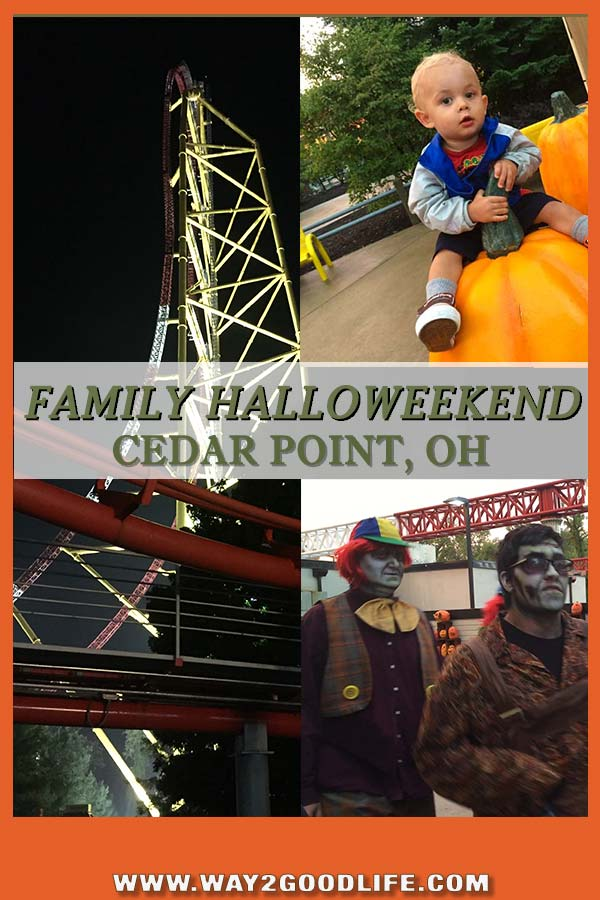 Family Halloweekend at the Cedar Point