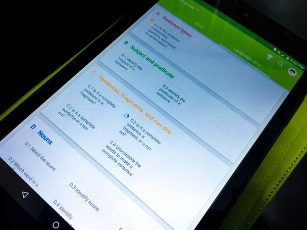 ixl-tablet