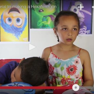 Kids are tired - Behind the Scenes of the Way 2 Good Life Kids Videos