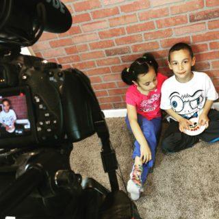 In-studio Behind the Scenes of the Way 2 Good Life Kids Videos