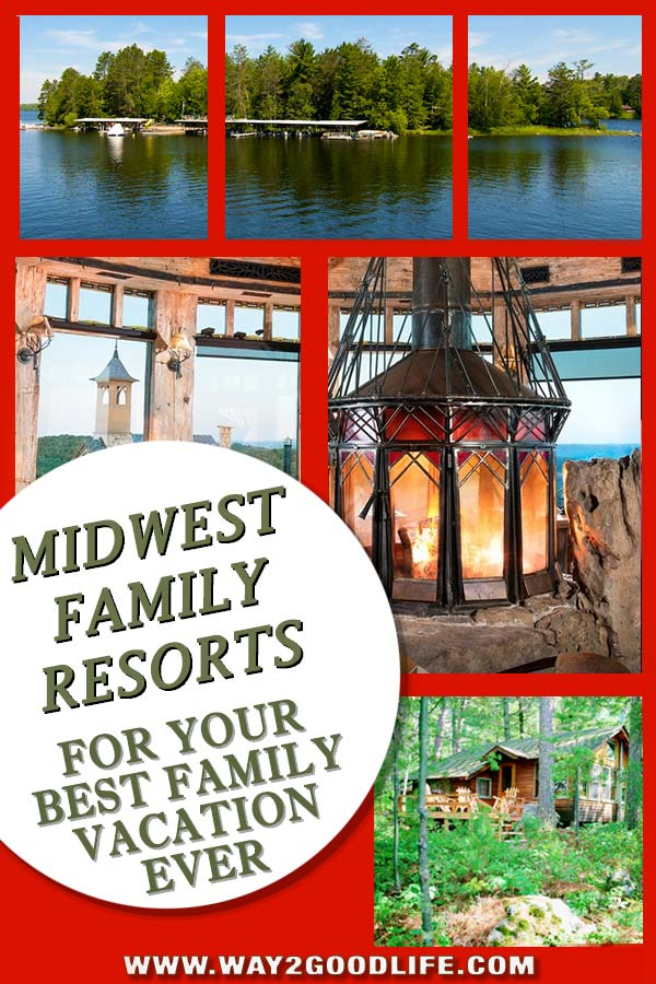 Our Midwest Family Vacations Resort Destinations are sure to keep you and your family entertained on your next week away! Check our list for the best vacation spot!
