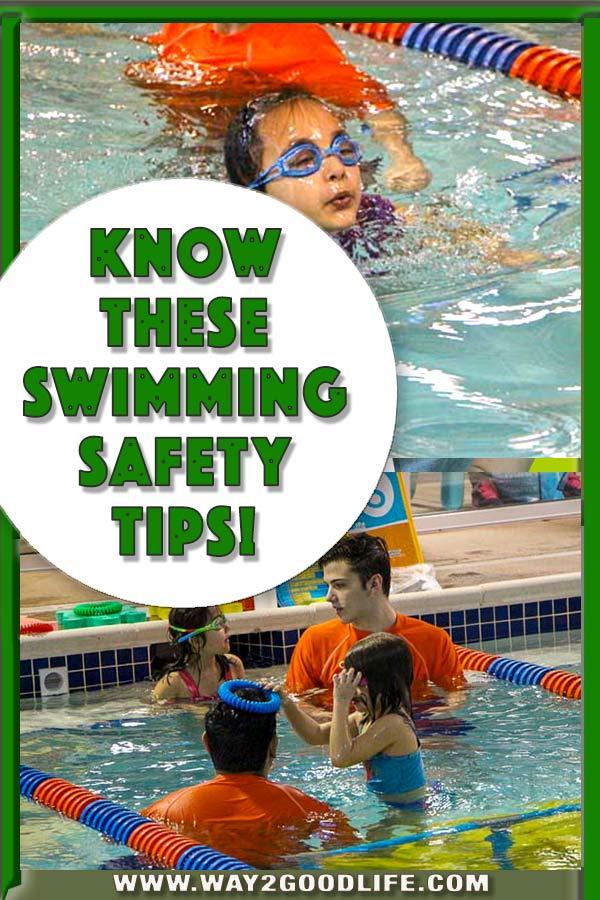 7 swim rules plus 20 fun swim goggles