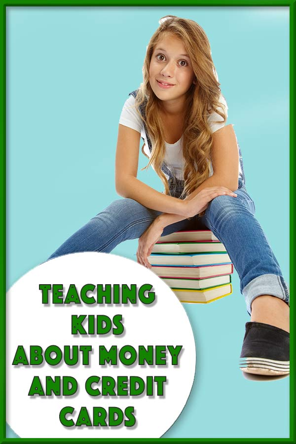 Teaching kids about money and credit cards #Way2Goodlife #money #financialfreedom