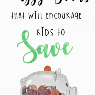 Piggy Banks for Kids That Encourage Them to Save are just what you need to keep going with the financial tips you are teaching your kids!