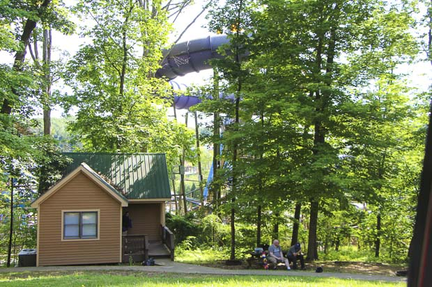 Holiday World Park And Lake Rudolph Campground Visiting