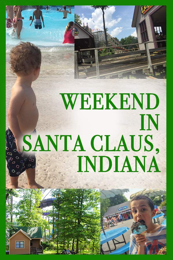 How to get your X-Mas fix in summer. Everything you needed to know about Santa Claus, Indiana #traveltips #midwesttravel #travelblog #Way2GoodLife #blogger