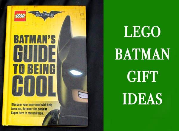 Lego Fun Batman Style Batman Lover Gift Ideas