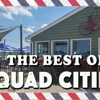 Family Weekend in the Quad Cities + Printable Travel Card