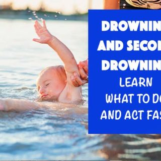 Learn what to do when you think somebody might be drowning #Summer #swimming #FirstAid #Parenting