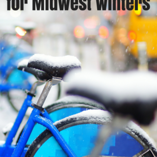 Check out our Best Cycling Clothing for Midwest Winters list! This list will help you be prepared for your favorite exercise no matter the weather! #Way2GoodLife #Winter #Midwest #Cycling