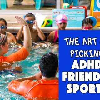The Art Of Picking ADHD Friendly Sports