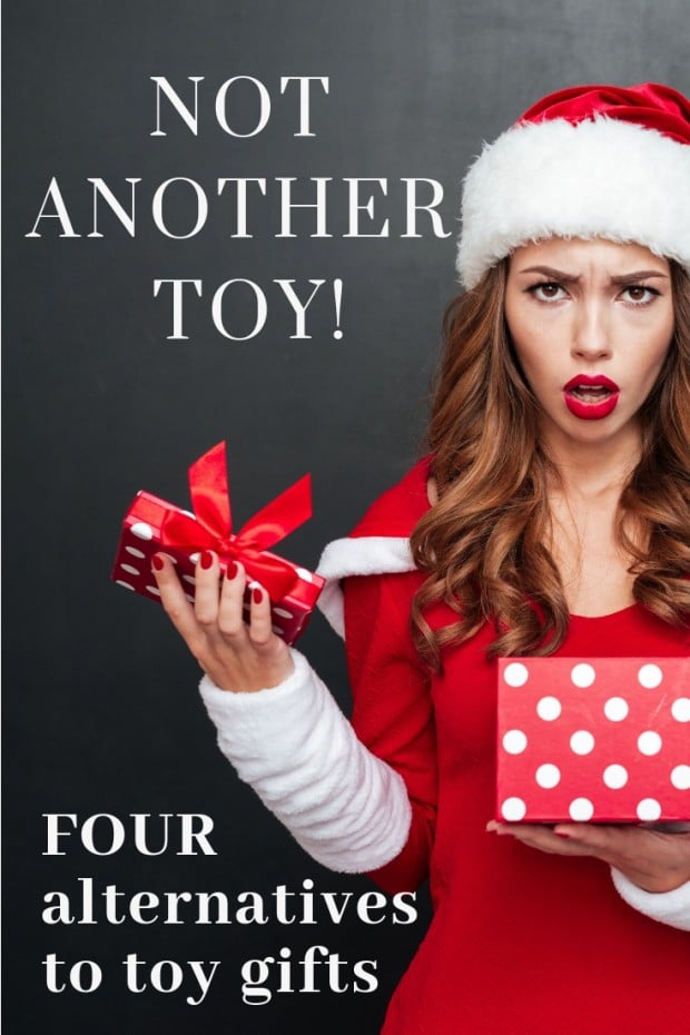 Four Alternatives to toy gifts