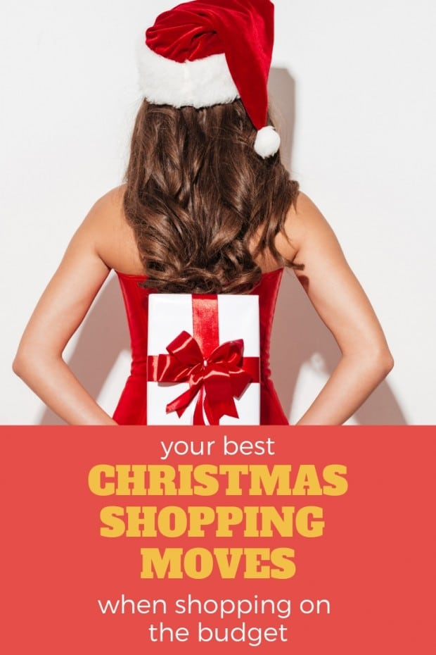 Your best Christmas shopping moves when shopping on the budget #Holiday #Christmas #Way2GoodLife