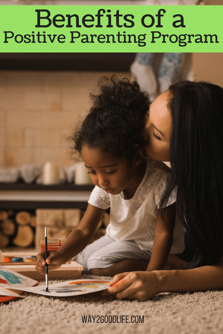The benefits of a positive parenting program are numerous and we are sharing our top tips to help you be the best parent possible!