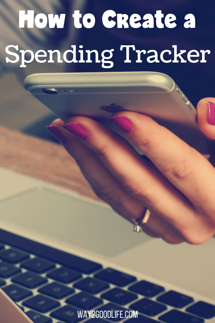 Don't miss our tips for How to Create a Spending Tracker that will help you and your family stay on budget without issues! This is perfect for a busy life!