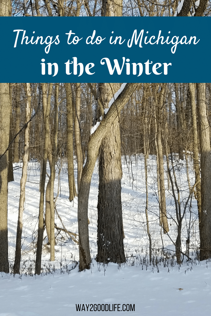 Check out our list of great Things to do in Michigan in the winter months! This list is full of amazing things that Michigan is well known for!
