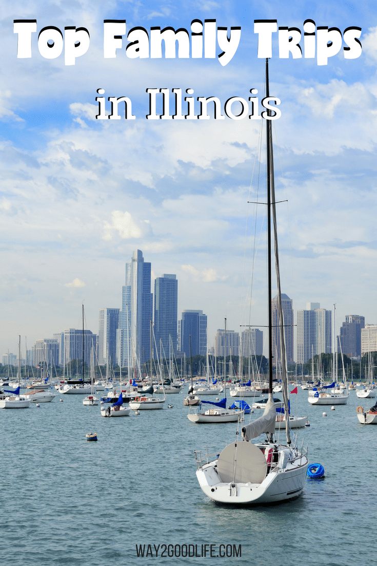 Travel tips like these Family Trips in Illinois are perfect for your summer vacation planning!