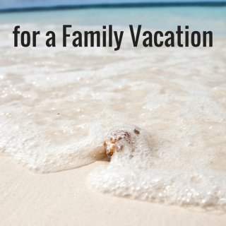 Learn how to save money for a great family vacation! These tips are excellent for helping you build a larger savings for the best vacation ever!