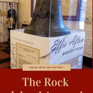 Drive into the History at the Rock Island Arsenal Island