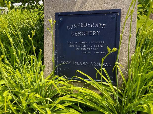 Quad Cities Arsenal Island Rock Island Cemetery 3