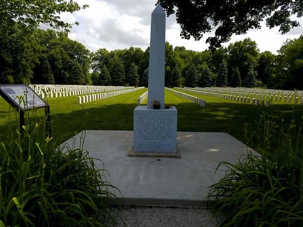 Quad Cities Arsenal Island Rock Island Cemetery 4