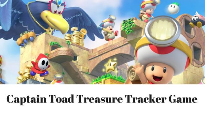 Captain Toad for Nintendo 3DS feature image