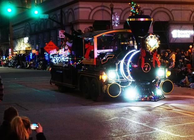 Lafayette Christmas Parade