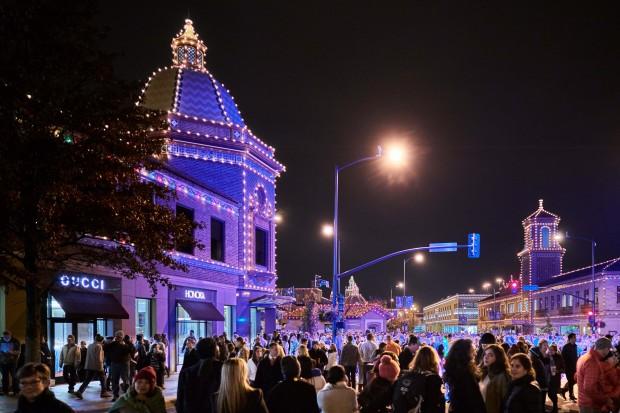 Kansas Holiday Lights