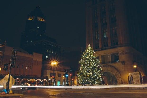 Holiday Lights Milwaukee