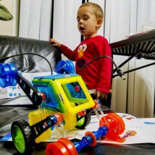 GeoSmart Bot vs Small Child