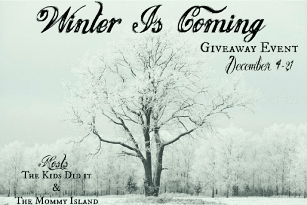 winteriscoming giveaway logo