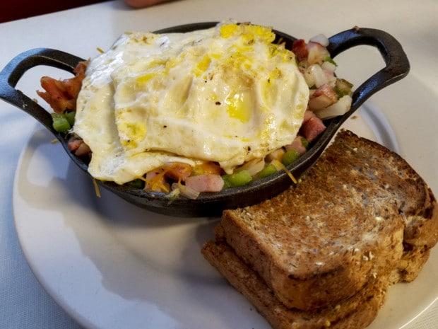 Hendricks County Oasis breakfast