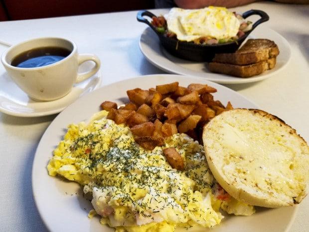 Hendricks County oasis restaurant food