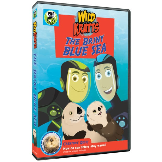 The WIld Kratts Brinny Blue Sea