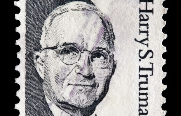 25 Places to Celebrate Presidents in the Midwest - President Truman