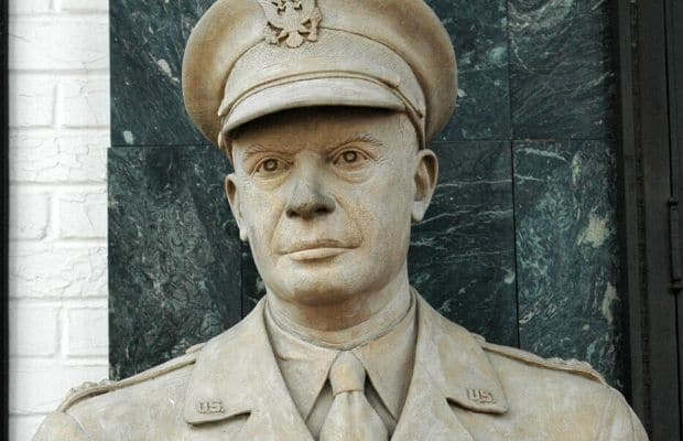25 Places to Celebrate Presidents in the Midwest - President Eisenhower