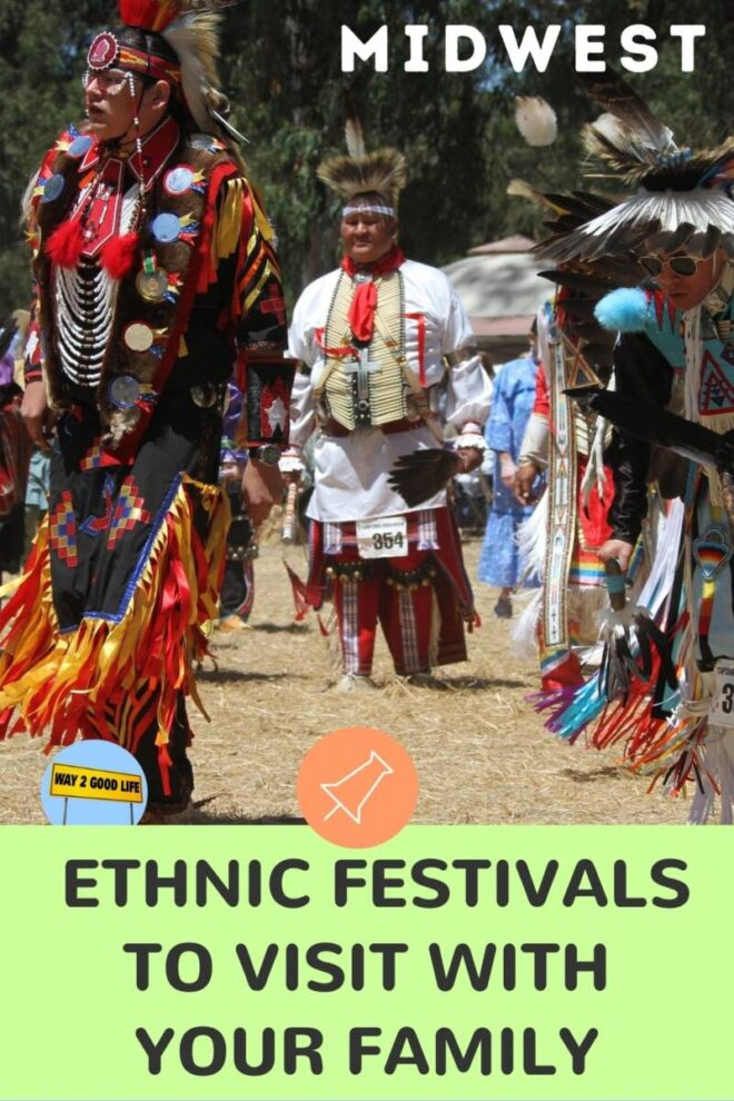 Midwest ethnic festivals to visit