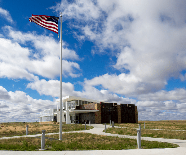 Minuteman Missle Site - SD one of Cold War Missile Silos