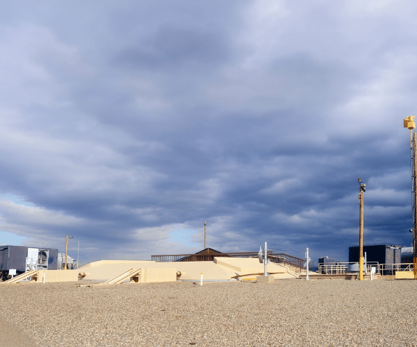 Cold War Missile Silos in the United States - Arizona Missle Silo