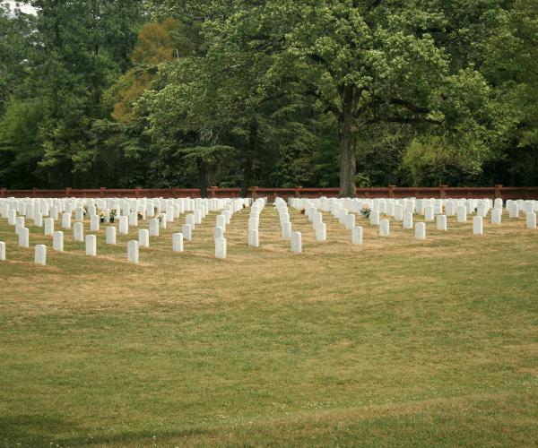 POW Cemetery