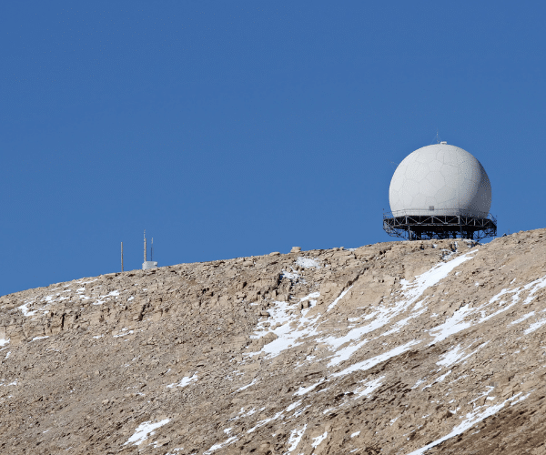 Radar Facility in the Midwest