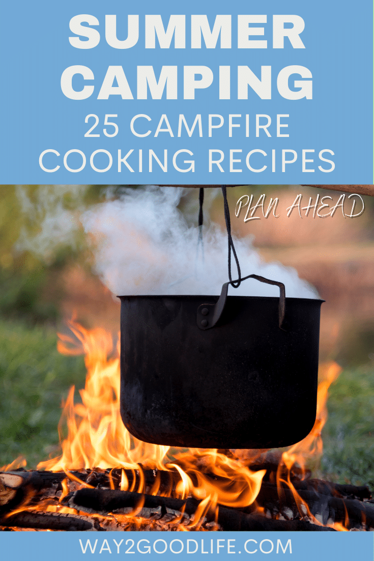 25 Campfire Cooking Recipes For Summer Camping