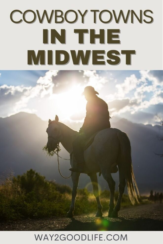 Cowboy town in the midwest 1